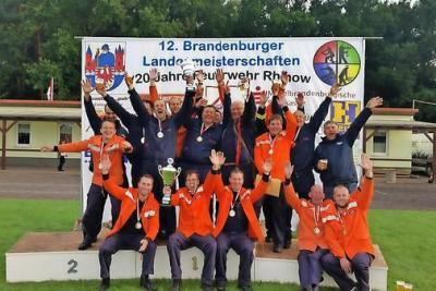 Foto zur Meldung: Kleinow auch 2015 Landesmeister