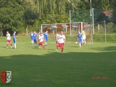 Foto zu Meldung: + + + Fußball Landesliga West 4. Spieltag + + +
