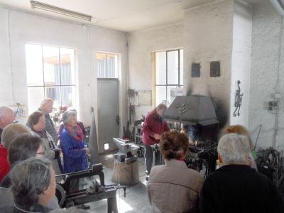 Foto zur Meldung: Letzter Seniorenausflug nach Schön und Ruhmannsfelden