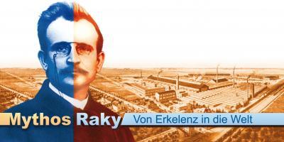 Foto zur Meldung: Sonderausstellung über den Bohrpionier Anton Raky