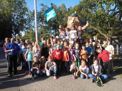 Foto zur Meldung: Der Ausflug in den Bayernpark war Spitze