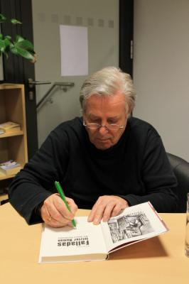 Foto zur Meldung: Trauer um Manfred Kuhnke