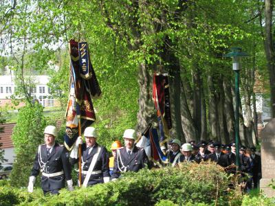 Foto zu Meldung: Feuerwehrgottesdienst