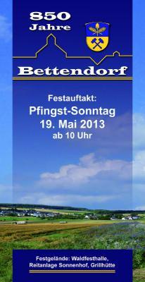 Foto zur Meldung: Festauftakt Pfingsten 2013