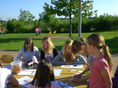 Foto zur Meldung: Schulfest