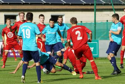 Foto zu Meldung: Landesliga: FC Vorwärts - ASV Neumarkt 0:2 (0:1)