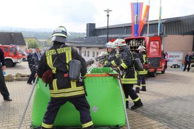 Foto zu Meldung: Großer Feuerwehrtag in Argenthal