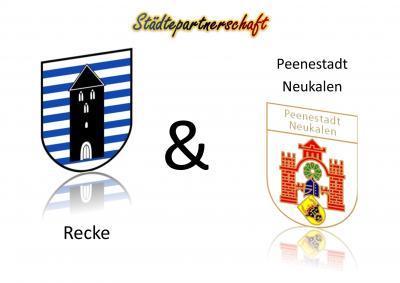 Foto zur Meldung: 25.Jahre Städtepartnerschaft Recke / Neukalen