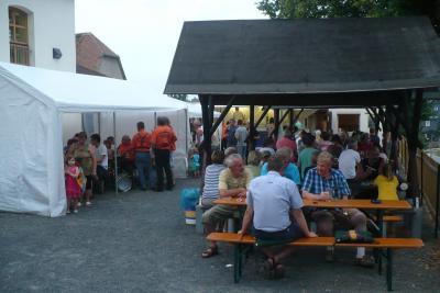 Foto zur Meldung: Rückblick Sommerfest