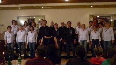 Foto zur Meldung: Let us sing
