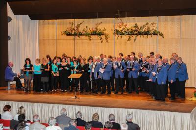 Vorschaubild zur Meldung: Gemeinsames Konzert mit dem Männerchor Fischen