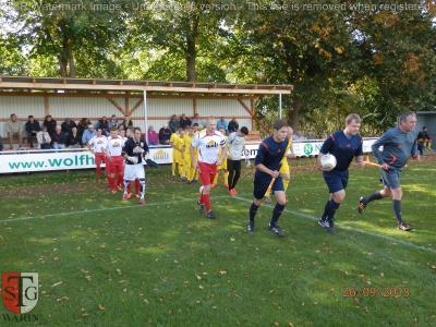 Foto zu Meldung: + + + Fußball Landesliga West 6. Spieltag + + +