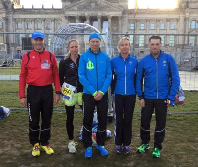 Foto zu Meldung: Der 42.Berlin-Marathon