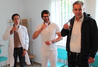 Foto zur Meldung: Zwei neue Ärzte kümmern sich um Gesundheit der Neukalener