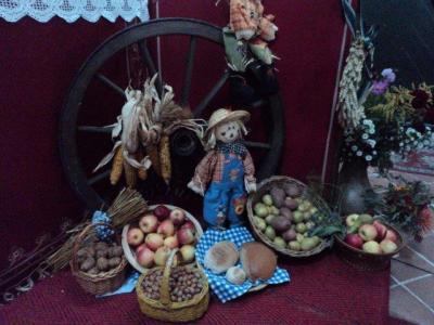 Foto zur Meldung: Tradition des Erntedankfestes