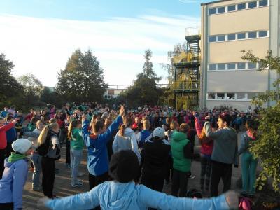 Foto zur Meldung: Schulsportfest