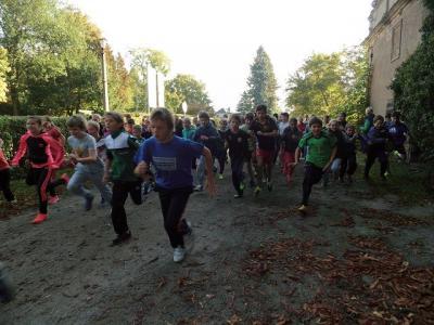 Foto zu Meldung: Herbstcrosslauf