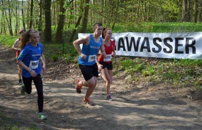 Foto zu Meldung: Landesmeisterschaften im Crosslauf