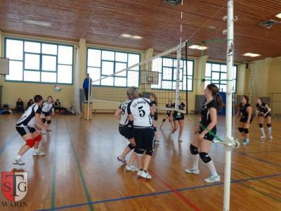 Foto zur Meldung: + + + Volleyball: 2. Spieltag Landesklasse West Frauen + + +