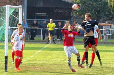 Foto zu Meldung: + + + Fußball Landesliga West 7. Spieltag + + +