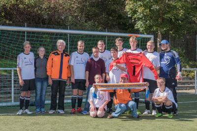 Foto zur Meldung: Feld-Fußballturnier in Friedrichshall unter der Schirmherrschaft von Special Olympic