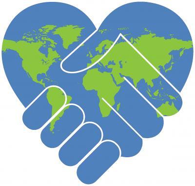 Logo Weltfrieden