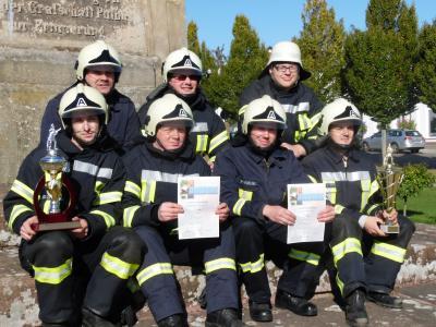 Foto zur Meldung: FF Putbus gewinnt Ausscheid