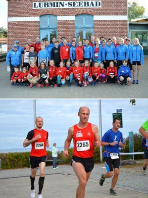 Foto zu Meldung: Landesmeisterschaften im Straßenlauf mit starkem SCL