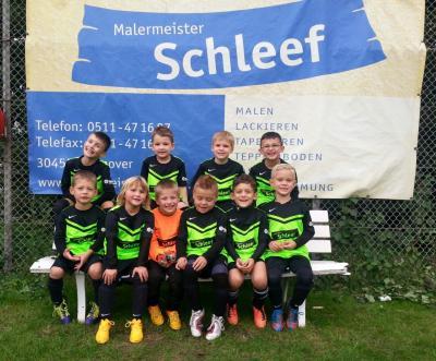 Foto zur Meldung: Fußball G-Junioren