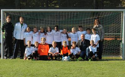 Foto zur Meldung: Fußball EII-/EIII-Junioren