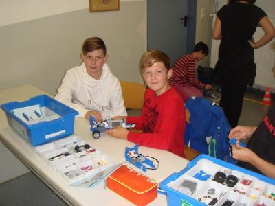 Foto zur Meldung: Tolles Geschenk für die Seelandschule