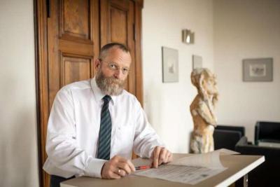 Foto zu Meldung: Bürgerbrief des Landrates Wolfgang Blasig zu Flüchtlingen in Potsdam-Mittelmark