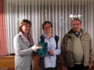 Foto zur Meldung: Monatsversammlung beim Katholischen Frauenbund