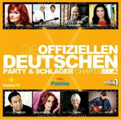 Foto zur Meldung: Die offiziellen Deutschen Party & Schlager Charts Volume 04