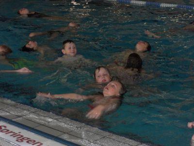 Foto zur Meldung: Schwimmen 2015