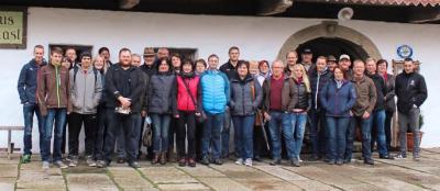 Foto zu Meldung: Zweimal bayerische Tradition