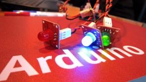Foto zur Meldung: Arduino-Projekt