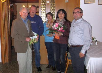 Foto zu Meldung: Jahresmitgliederversammlung beim Garten- und Kulturverein mit Rückblick