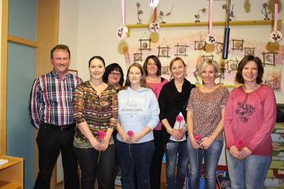 Foto zur Meldung: Der Kindergarten St. Johannes hat einen neuen Elternbeirat