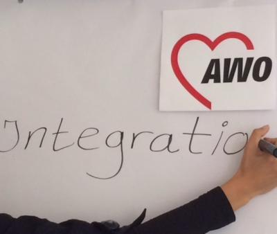 Foto zur Meldung: AWO Nienburg sucht Ehrenamtliche für Freizeitgestaltung und Begleitung von Flüchtlingen