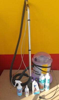 Foto zur Meldung: Jetzt Frühjahrsputz mit dem Nassstaubsauger - Mietservice -