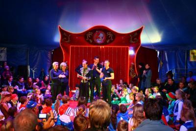 Foto zur Meldung: Zirkuswoche