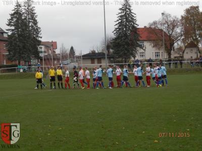 Foto zu Meldung: + + + Fußball Landesliga West 11. Spieltag + + +