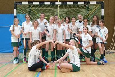 Foto zur Meldung: MA und MB zur Saisonvorbereitung beim Harz-Hockey-Cup