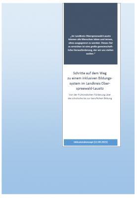 Vorschaubild zur Meldung: OSL zeigt Schritte auf dem Weg zum inklusiven Bildungssystem auf