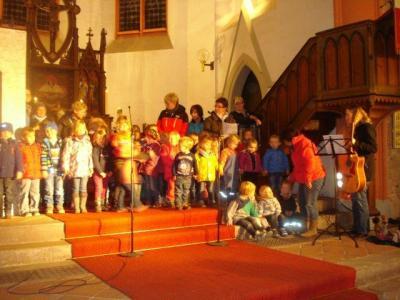 """Foto zur Meldung: """"Teilefest"""" und Martinsumzug"""