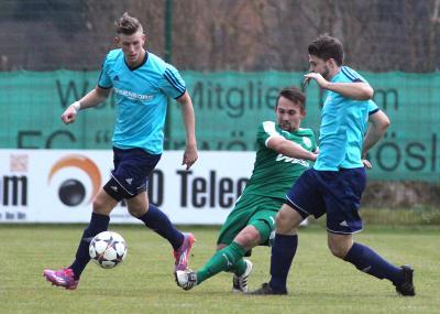 Foto zu Meldung: Landesliga: FC Vorwärts - TSV Neudrossenfeld 0:3 (0:1)