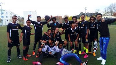 Erster Saisonsieg für SC Bomani Männer II