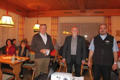 Foto zur Meldung: Interessanter Vortrag über den Alltag im BRK-Seniorenheim Zandt und Berufschancen