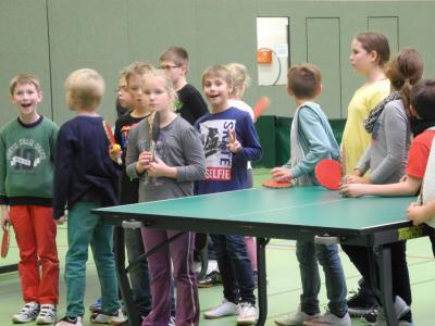 Vorschaubild zur Meldung: Tischtennis
